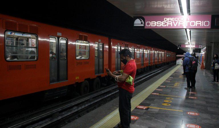 Cerrarán parcialmente la Línea 1 del Metro durante el primer semestre del 2022