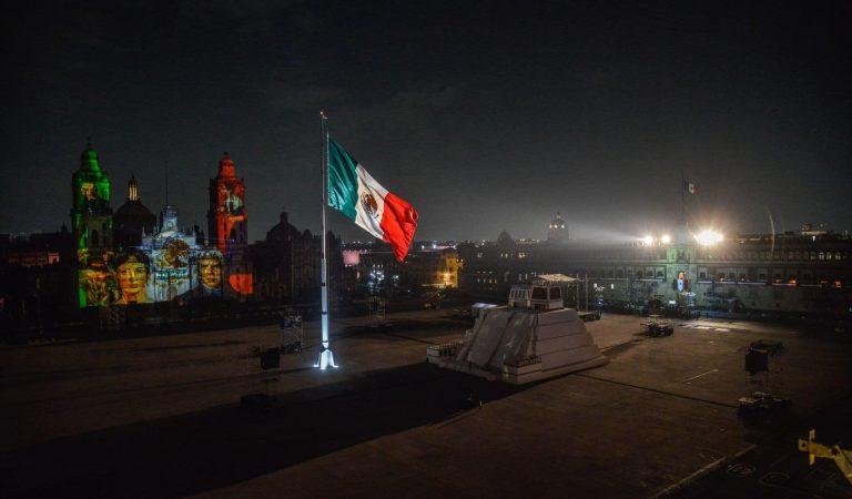 Alistan representación por el Bicentenario de la Independencia de México
