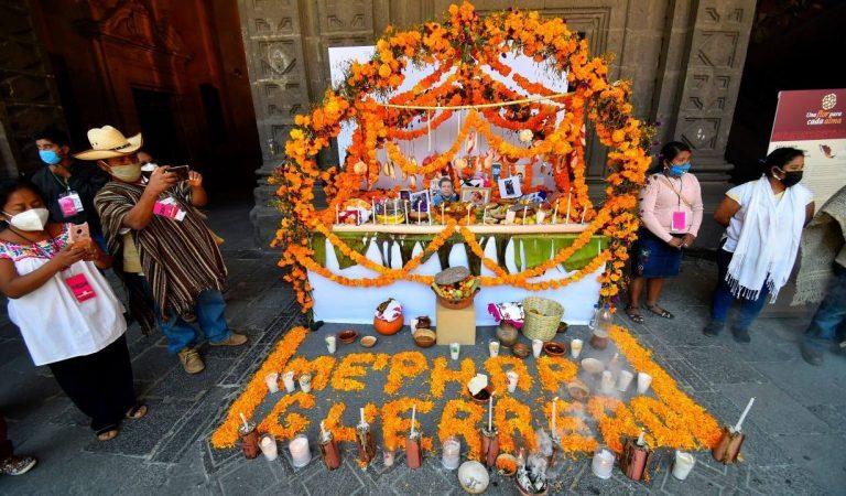 ¿Cuál es el significado de los elementos de una ofrenda de Día de Muertos?