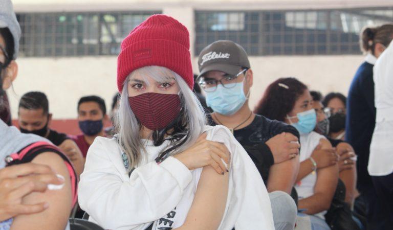 Ecatepec vacunará contra el Covid-19 a personas rezagadas de todas las edades