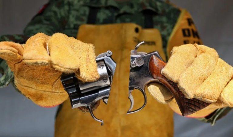 Desarme CDMX: Así puedes cambiar tus armas de fuego por dinero