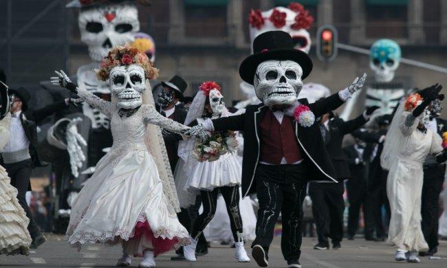 Esta es la ruta y horarios del Desfile de Día de Muertos 2021 en Reforma